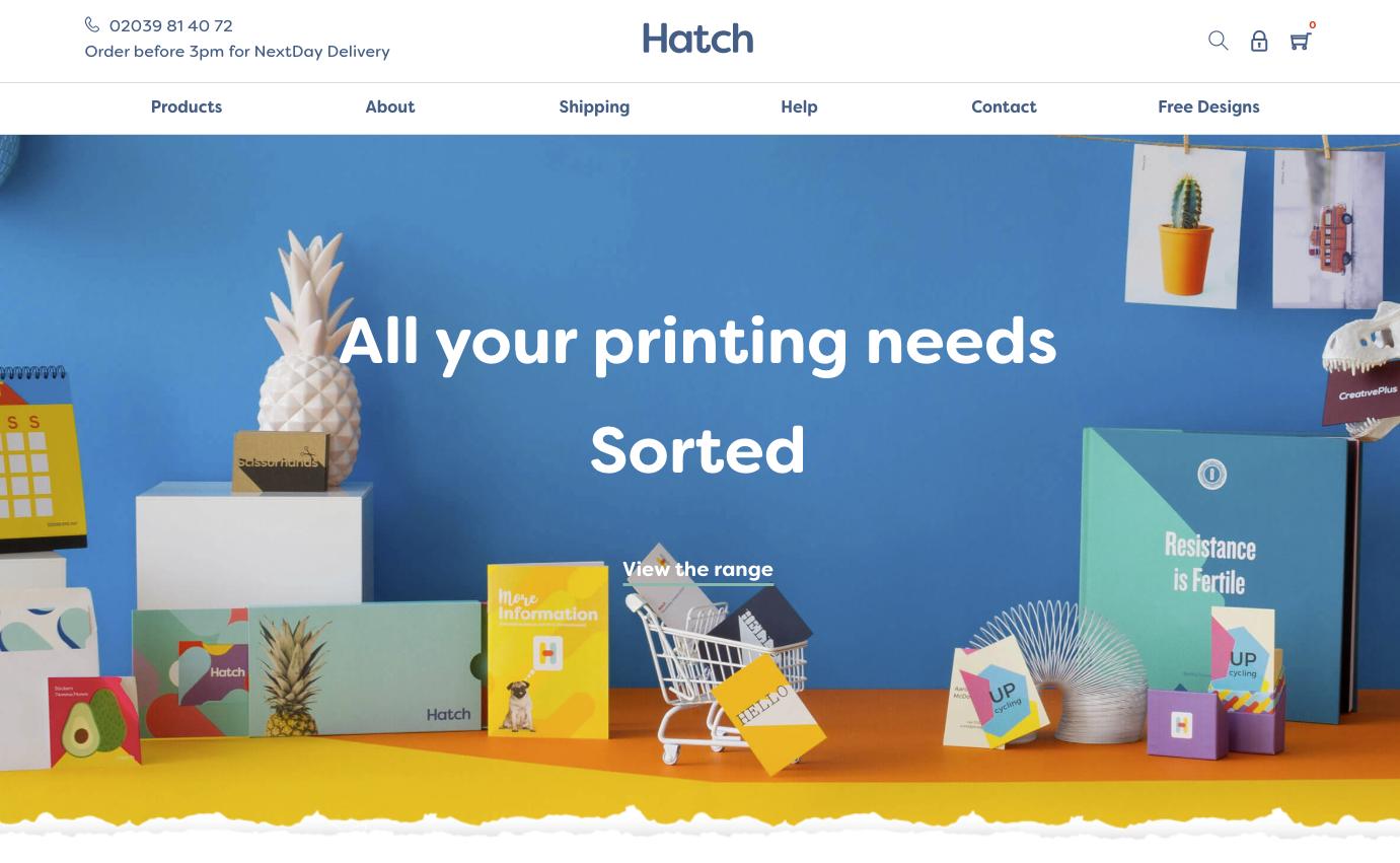 Hatch Print | Infigo Software