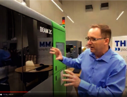 Digitální laserový výsek dobývá trh