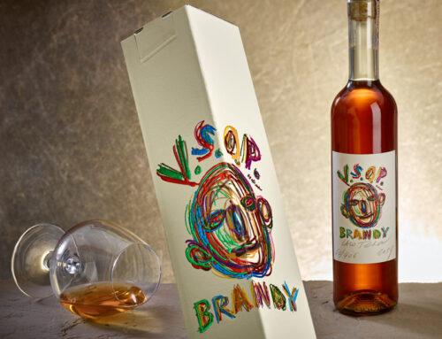 Příběh obalu na brandy