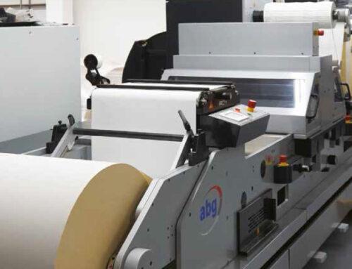 ABG OMEGA – stroje pro výrobu logistických etiket