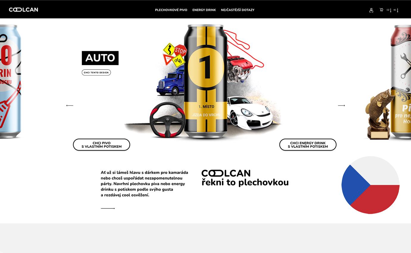 CoolCAN.cz   Infigo